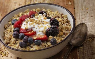 O.M.G… What a Difference a Bowl of Muesli Makes !!!