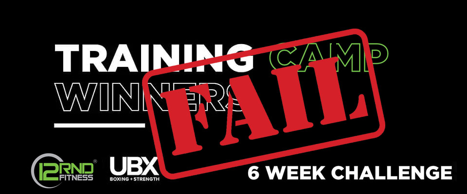 """12RND Fitness Training Camp """"Competition"""" – Fair or Farce ??"""